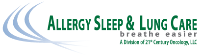 Allergy Sleep & Lung Care Logo