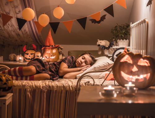 Avoid Nightmares and Insomnia this Halloween