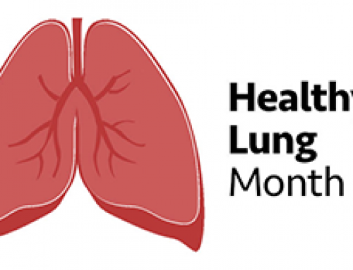 Don't Forget Your Annual Lung Screening for Healthy Lung Month