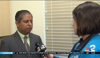 Tips for Dealing with Allergy Season Featuring Dr. Imtiaz Ahmad on NBC-2